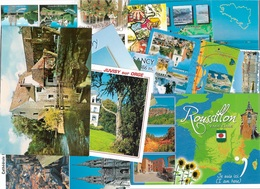 Lot De 60 Cartes Postales - Toutes De France Et Pas écrites à L'état Neuf - - Cartes Postales