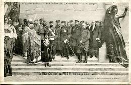 """CPA 1918, Pantheon De La Guerre, """"Alliance Russe 1914-1916"""" - Guerre 1914-18"""