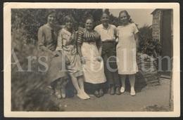 Photo Postcard / Foto / Photograph / Famille / Family / England / Unused - Photographie