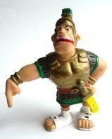 FIGURINE ASTERIX COMIC SPAIN 1984 CENTURION TBE (2) - Asterix & Obelix