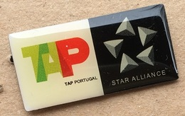COMPAGNIE AERIENNE - TAP PORTUGAL - STAR ALLIANCE   -       (ROSE) - Airplanes