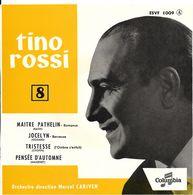 "Tino Rossi  ""  Maître Pathelin  "" - Vinyl Records"