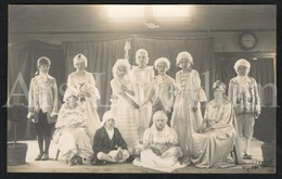 Photo Postcard / Foto / Photograph / A Play Performance / Toneel Voorstelling / Théâtre / Theatre / Unused - Photographie