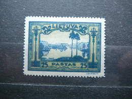 Lithuanian Child Lietuva Litauen Lituanie Litouwen Lithuania 1932 MH # Mi. 319 A - Lithuania