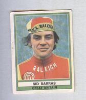 SID BARRAS...CICLISMO... CYCLISME....BYCICLE...BICICLETTA..SPORT - Cycling
