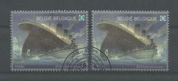 Belgium 2012 Titanic OCB 4228/4229 (0) - Belgium