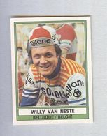 WILLY VAN NESTE...CICLISMO... CYCLISME....BYCICLE...BICICLETTA..SPORT - Cycling