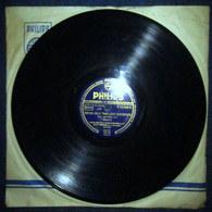 """Leg' Deine Hand In Meine Hand"" Foxtrot BURGER & SCHMIDT Tanz Danse Disque Vinyle 78 T Trs PHILIPPS P44348H Phonographe - 78 Rpm - Gramophone Records"