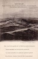 Paquebot Poste SOUIRAH  1918              16 émé Bataillon Sénégalais - Passagiersschepen