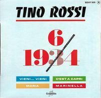 "Tino Rossi  ""  1934 - 1964  "" - Vinyl Records"