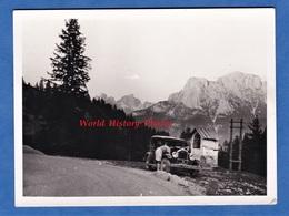 Photo Ancienne - VIGO Di FASSA - Belle Automobile à Identifier - 1934 -Trente Italia Auto - Cars