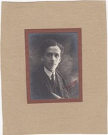 PORTUGAL  PHOTO PHOTOGRAPH - PHOTOGRAPHY    -   19,4 Cm X 15,6 Cm - Anonymous Persons
