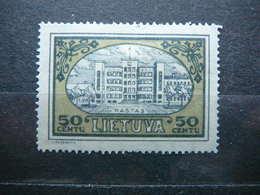 Lithuanian Child Lietuva Litauen Lituanie Litouwen Lithuania 1932 MH # Mi. 320 A - Lithuania