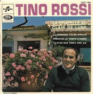 "Tino Rossi  ""   La Chapelle Au Clair De Lune  "" - Vinyl Records"