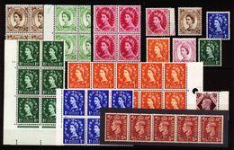 A5256) UK Grossbritannien Kleiner Posten Ungebraucht ** MNH - Ungebraucht