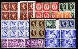A5257) UK Grossbritannien Kleiner Posten Ungebraucht ** MNH - Ungebraucht