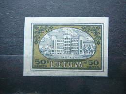 Lithuanian Child Lietuva Litauen Lituanie Litouwen Lithuania 1932 MH # Mi. 320 B - Lithuania
