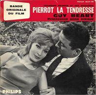 """B-O-F  Guy Béart / Claude Brasseur / Dany Saval   """"  Pierrot La Tendresse  """" - Filmmusik"""