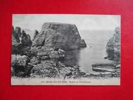CPA 56 BELLE ILE EN MER ROCHERS DE PORT DONNANT - Belle Ile En Mer