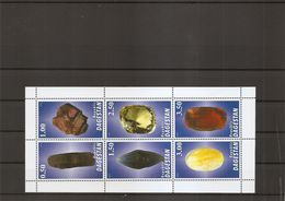 Minéraux ( BF Privé XXX -MNH- Du Dagestan) - Minerals