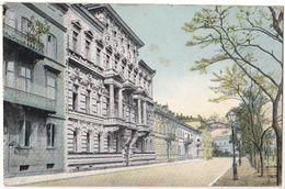ODESSA : LE BOULEVARD - ANNÉE / YEAR ~ 1910 (ab571) - Ukraine