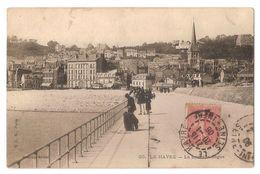 76 619 - LE HAVRE - La Nouvelle Digue - Le Havre