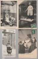 Lot De 100 Cartes Postales Anciennes Diverses Variées - Très Très Bon Pour Un Revendeur Réf, 168 - Postcards