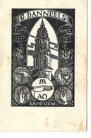 DI/9/ KANEGEM  1957  G/ DANEELS  PRIESTERWIJDING - Religion & Esotericism