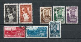 URSS410) 1948 -Lotto Dell'Annata - 4 Serie Cpl. 8val.USED - 1923-1991 URSS