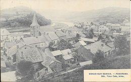 Bohan Sur Semois - Panorama  - - Ed: Victor Caên - Circulé: 1909 - Voir 2 Scans - Vresse-sur-Semois
