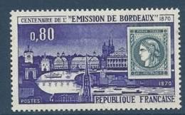 "FR YT 1659 "" Bordeaux "" 1970 Neuf** - Unused Stamps"