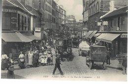 75015 La Rue Du Commerce - Arrondissement: 15