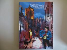 Le Roi De Coeur Et Toutou Song De Bernard CAPO + Dédicace - Livres Dédicacés