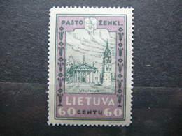 Lithuanian Child # Lietuva Litauen Lituanie Litouwen Lithuania 1932 MH # Mi. 321A - Lithuania
