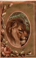 CHROMO LE LION - Chromos