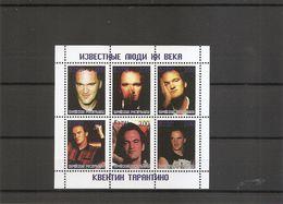 Acteurs - Quentin Tarantino ( BF Privé XXX -MNH- De Jevish) - Schauspieler
