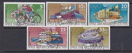 DDR - Germany 1975 / Mi: 2126-30 / Dr446 - DDR