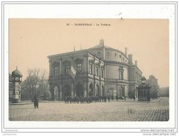 59 DUNKERQUE LE THEATRE CPA BON ETAT - Dunkerque