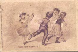 CHROMO GIROFLEE-GIROFLA - Chromos