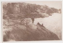 26449 Photo Ile D' Yeu France -1920 Tourisme Voyage - Lieux