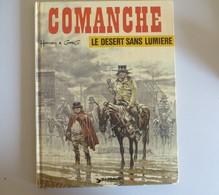 COMANCHE De Hermann Et Greg  EO - Comanche