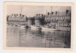 26450 Photo Saint Malo 35 France 1954 - Lieux
