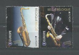 Belgium 2014 Europa A. Sax (0) - Belgium
