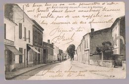 SAINT - MACAIRE . Cours De La République . - Frankreich