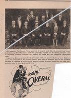 WETTEREN...1931...TRAGISCH ONGEVAL BIJ FAM. VAN DURME - FRURU - Alte Papiere