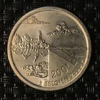 Belgie - Belgique - Belgien  200 Francs 2000 (D) - 1993-...: Albert II