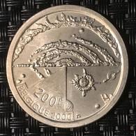Belgie - Belgique - Belgien  200 Francs 2000 (FR) - 1993-...: Albert II