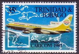 TRINIDAD & TOBAGO 1983 SG #626 35c Used CARICOM - Trinidad & Tobago (1962-...)