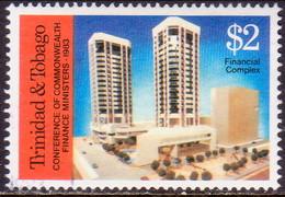 TRINIDAD & TOBAGO 1983 SG #631 $2 Used Conference Of Finance Ministers - Trinidad & Tobago (1962-...)