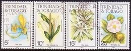 TRINIDAD & TOBAGO 1984 SG #636B-40B Compl.set Used Imprint 1984 - Trinidad & Tobago (1962-...)